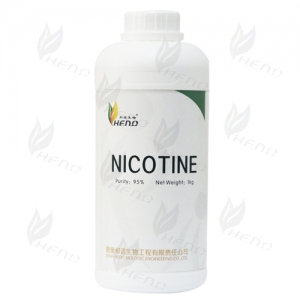 HENO BIOLOGIC tobacco extraction producer 95% high purity nicotine 1kg